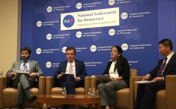 Panel: Challenging China's Repression Model